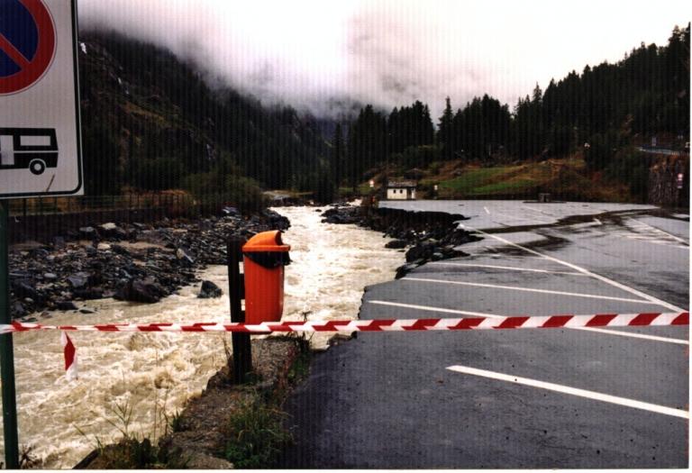 Meteo Cf Vda Alluvioni Del Passato